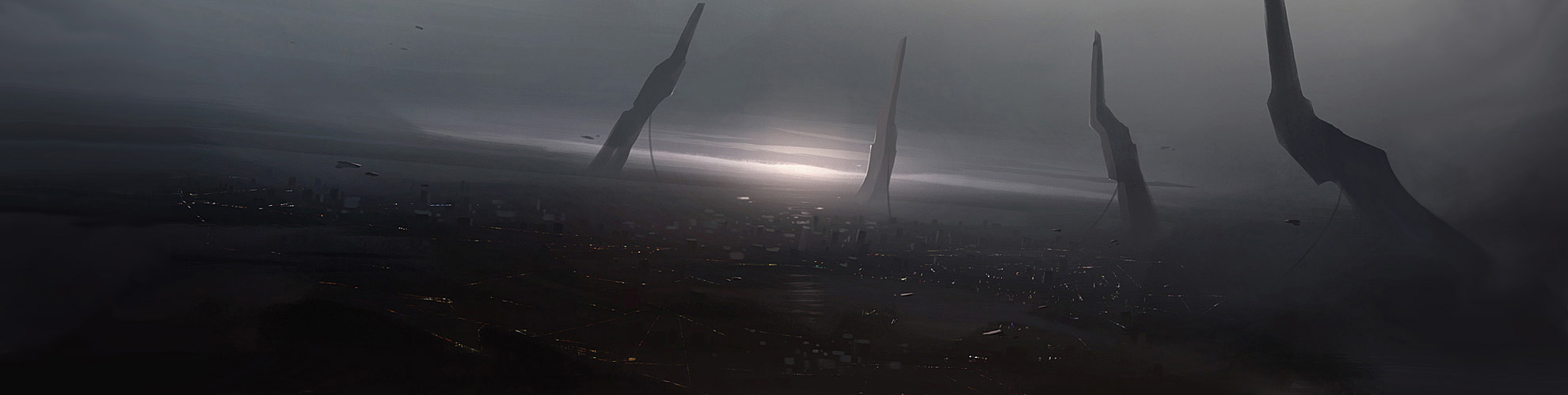 GOATi Outsourcing Environmental Concept Art Image