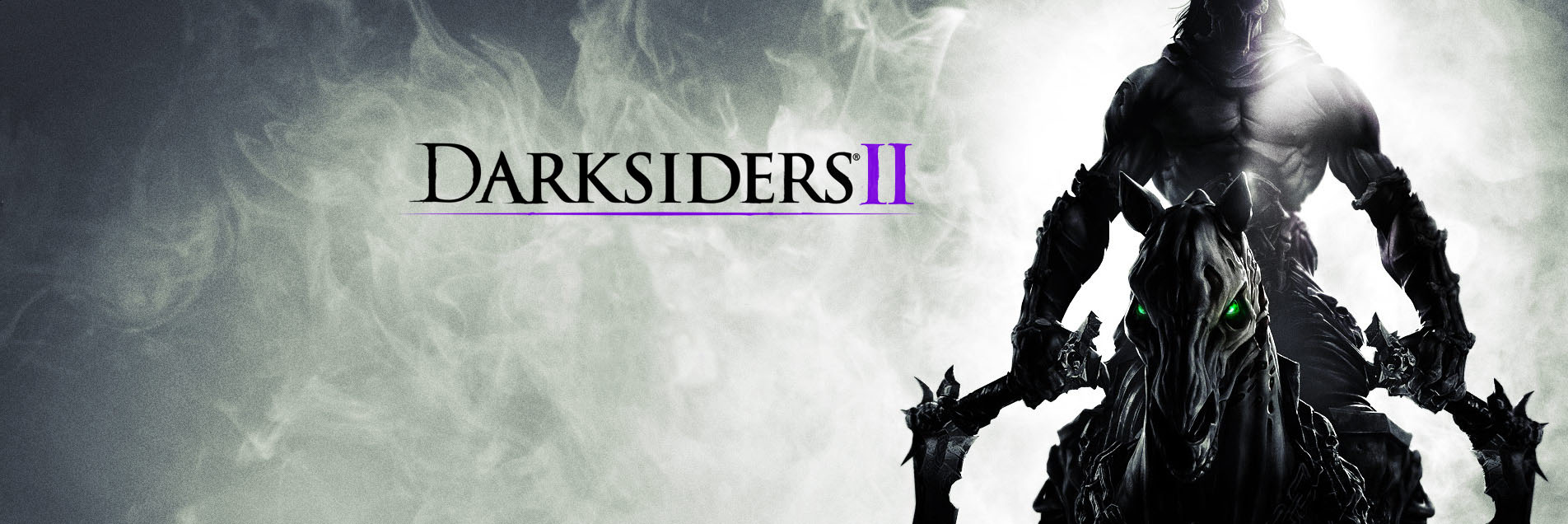 Darksiders 2 Official Cover Art Image